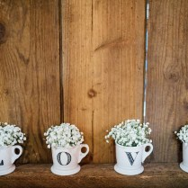 Rustic Wedding At Beazell Forest Education Center