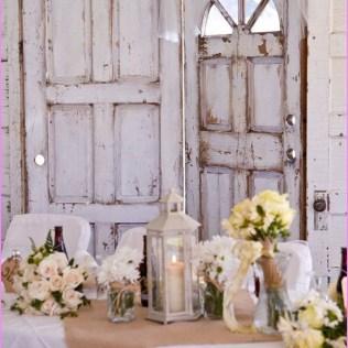 Shabby Chic Wedding Decor Emasscraft Org
