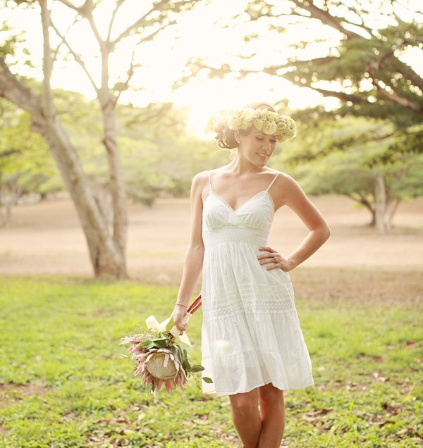 Short Wedding Dress With Cowgirl Boots 12223