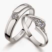 Simple And Elegant Wedding Rings