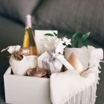 Simple Wedding Gift Baskets B98 In Pictures Selection M60 With