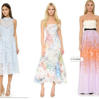 Spring Dresses To Wear To A Wedding 8197