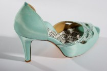 Stunning Aqua Blue Wedding Shoes Ideas
