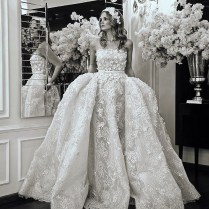Stunning Arab Wedding Gowns Pictures
