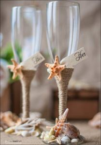 Stunning Decorative Glasses For Weddings 76 In Wedding Table