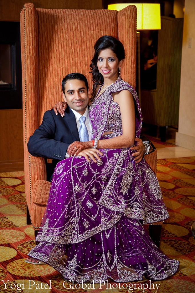 Indian Wedding Reception Outfits
