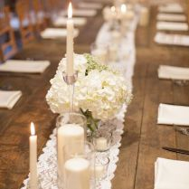 Stunning Lace Wedding Decoration Ideas 74 In Table Decorations For