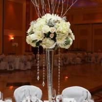 Tall Vases For Wedding Centerpieces Cheap Tall Wedding Centerpiece