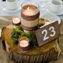 The $5 Table Challenge Diy Wedding Centerpiece Tips