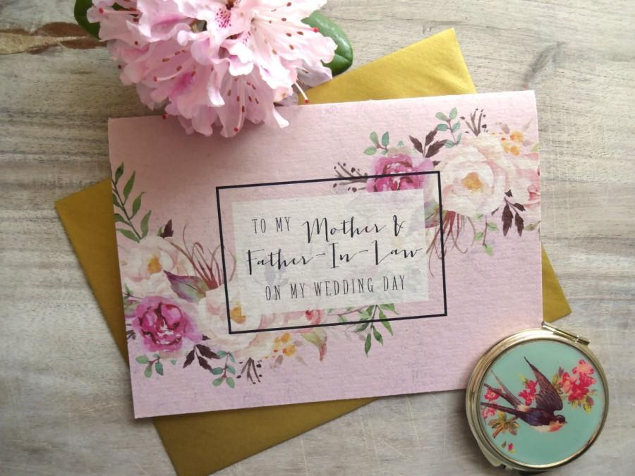 Imgenes De Wedding Day Gifts For Father In Law