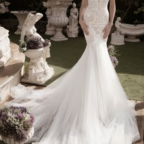 Top 100 Most Popular Wedding Dresses In 2015 Part 2 — Sheath, Fit