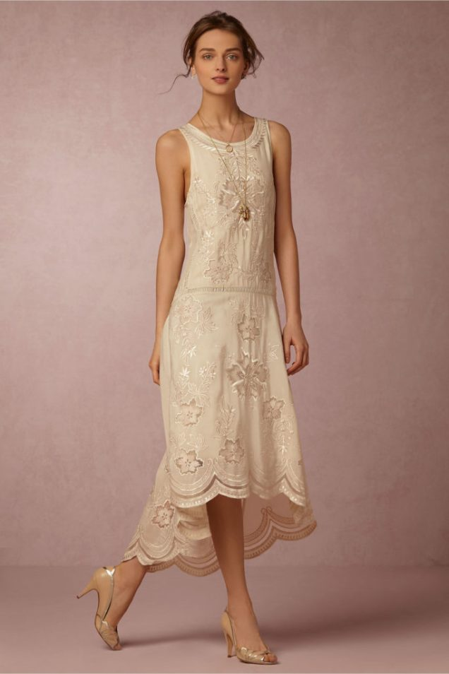 Top 10 1920s Flapper Style Wedding Dresses Under $1000