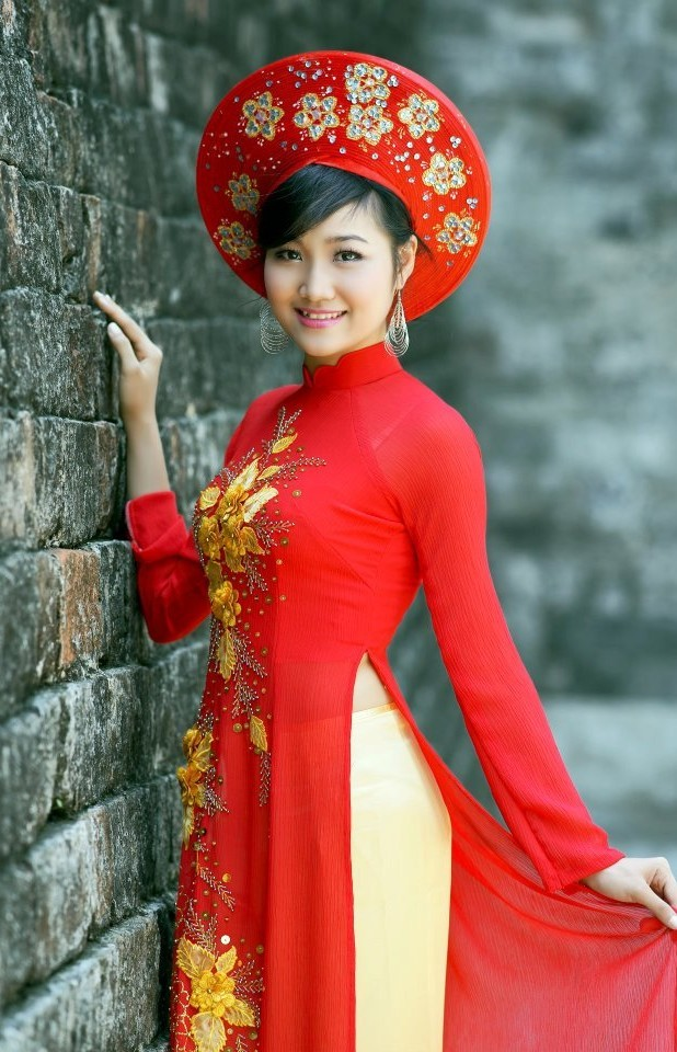 Vietnamese Wedding Dress