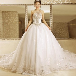 Trend Lace And Sparkle Wedding Dress 70 In Plus Size Wedding