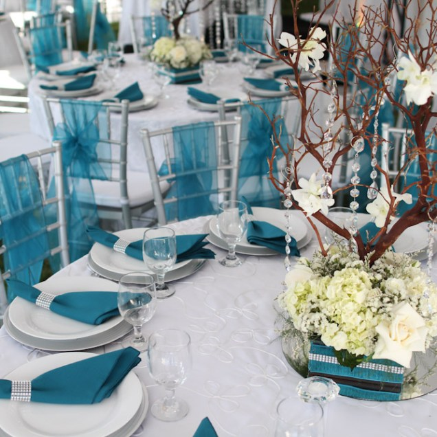 Turquoise And Silver Wedding Ideas Enchanting Turquoise And Silver