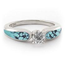 Turquoise Diamond Ring Best 25 Turquoise Diamond Rings Ideas On