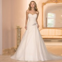 Under$100 2016 Spring New Sweetheart Soft Organza Pleats Ruches