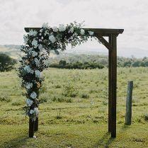 Utterly Dreamy Formal Rustic Chic Byron View Farm Wedding On The