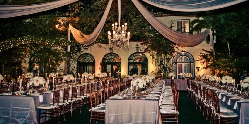 Affordable Outdoor Wedding Venues South Florida | deweddingjpg.com