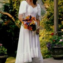 Vintage Western Wedding Dresses