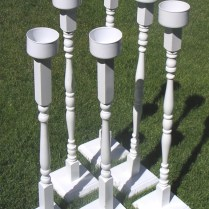 Wedding Aisle Stands