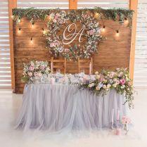Wedding Backdrop Ideas Best 25 Head Table Backdrop Ideas On