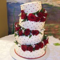 Wedding Cake Decorations Ideas