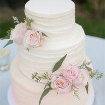 Wedding Cake Decorations Ideas Simple