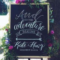 Wedding Chalkboard Signs 25 Best Wedding Chalkboards Ideas On