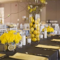 Wedding Decoration Ideas Making The Great Decision Of Yellow