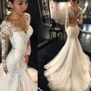 Wedding Dresses Mermaid Best 25 Mermaid Wedding Dresses Ideas On