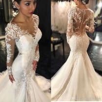 Wedding Dresses Mermaid Lace