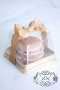 Wedding Favors French Macaron Favor Baptism Communion Favor Box