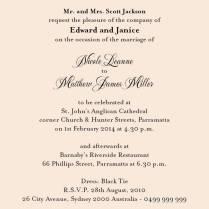 Wedding Invitation Wording Kerala Style Beautiful Designs