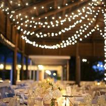 Wedding Light Decoration – Drone Fly Tours