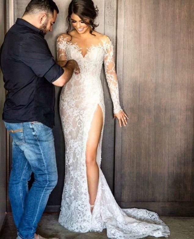 Wedding Reception Dress 25 Best Reception Dresses Ideas On
