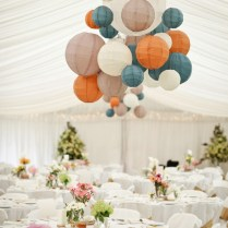 Wedding Reception Ideas With Lanterns