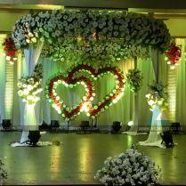 Wedding Stage Decoration In Neyveli – Block