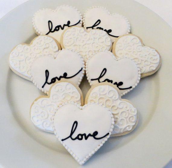 Wedding Cookies Ideas