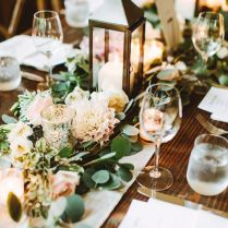 Wedding Table Decorators