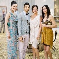 What To Wear To A Rustic Wedding What To Wear To A Wedding Bridal
