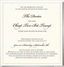 Wonderful Fun Wedding Invitation Wording 15 Funny Wedding