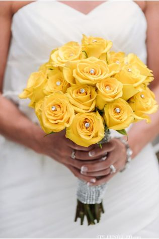 Yellow Rose Bouquets For Wedding Download Yellow Rose Wedding