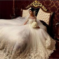 Antique Victorian Wedding Dresses