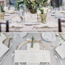 Wedding Ideas Table Settings