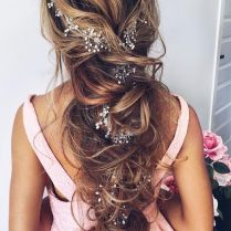 72 Best Wedding Hairstyles For Long Hair 2018