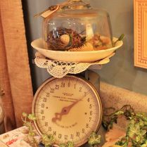 Creative Country Mom's Vintage Style Decor New Cottage Kitchen
