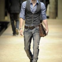 30 Amazing Vintage Men Fashion Ideas For You