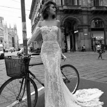 Editor's Picks 20 Edgy Lace Wedding Dresses