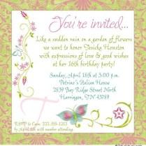 Good Birthday Invitations Fresh With Good Birthday Invitations